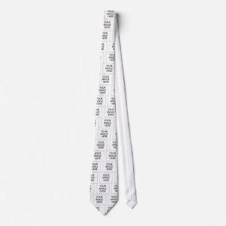 Customizable Tie