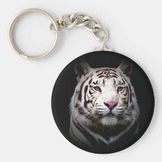 customizable Tiger Keychain