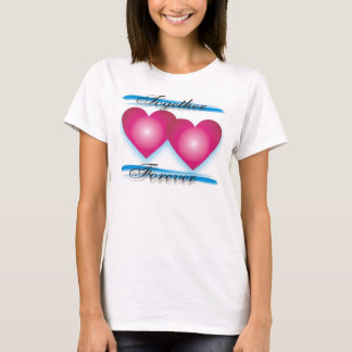 Customizable Together Forever T-Shirt