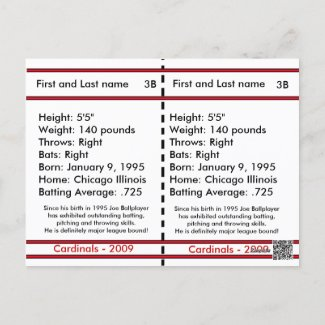 Customizable Trading Cards