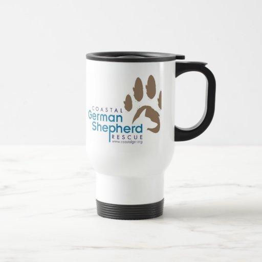 Customizable Travel Mug - Coastal GSR