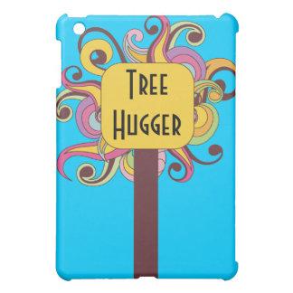 Customizable Tree Hugger  iPad Mini Covers