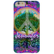 Customizable Tree of Life Peace Barely There iPhone 6 Plus Case (<em>$42.20</em>)