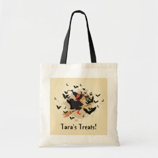 Customizable Trick or Treat Bag by apassion4pixels