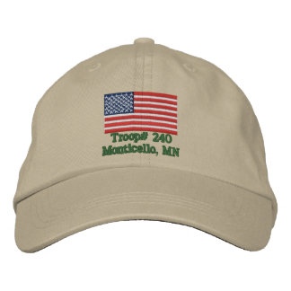Customizable Troop Hat