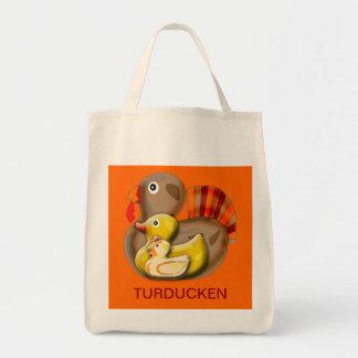 Customizable Turducken Design Bag
