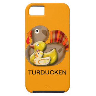 Customizable Turducken Design iPhone 5 Cover