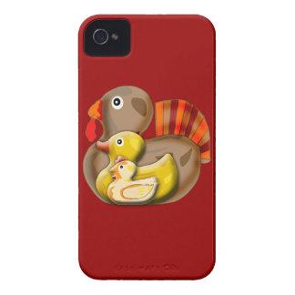 Customizable Turducken Design Case-Mate iPhone 4 Cases
