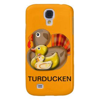 Customizable Turducken Design Samsung Galaxy S4 Cover