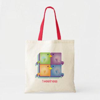 Customizable: Tweet Bags