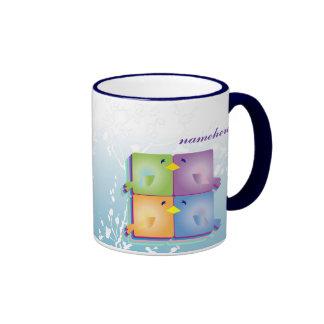 Customizable: Tweet Ringer Mug