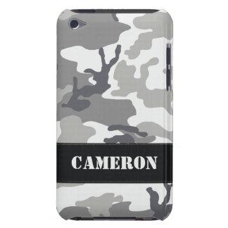 Customizable Urban Camo iPod Touch Case