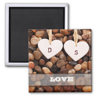 Customizable Valentine´s Day Gift Magnet