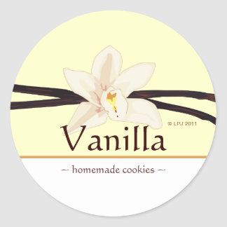 Customizable Vanilla Stickers