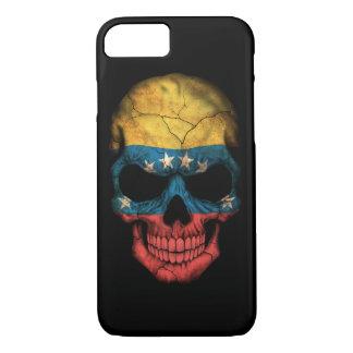 Customizable Venezuelan Flag Skull iPhone 8/7 Case