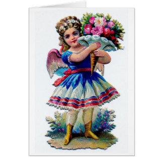 Customizable Vintage Card