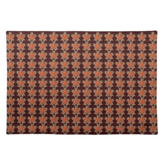 Customizable Vintage Haeckel Cloth Placemat