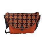 Customizable Vintage Haeckel Starfish Commuter Bag