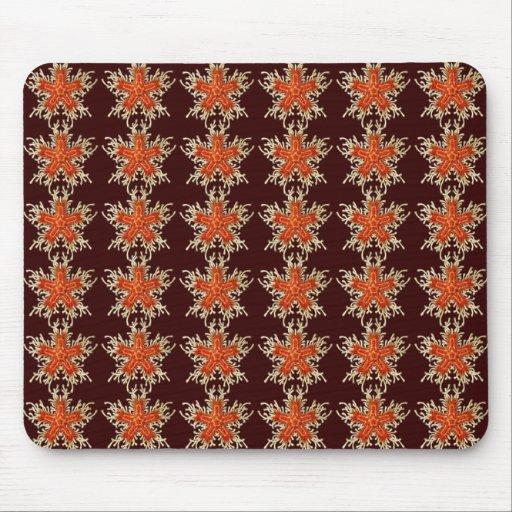Customizable Vintage Haeckel Starfish Mouse Pad