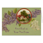 Customizable Vintage Postcard - Add Your Text Greeting Cards
