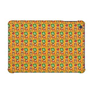 Customizable Vintage Vegetable Couple iPad Mini Retina Case