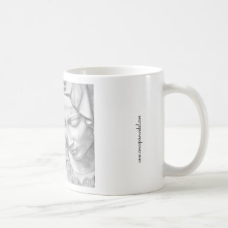 Customizable Virgin Mary mug Taza De Café