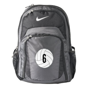 Customizable Volleyball Player Backpack