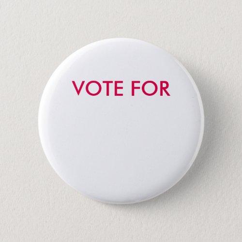 Customizable Vote For Button