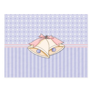 Customizable Wedding Bell Card (3)