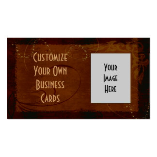 CUSTOMIZABLE Western Style Business Cards