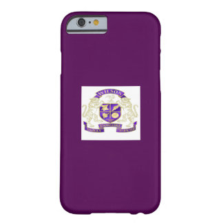 Customizable Wilson High School Smartphone Cases Barely There iPhone 6 Case