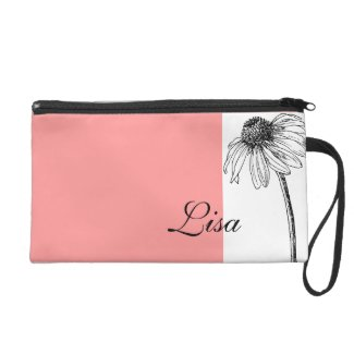 Customizable wristlet with your name