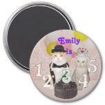 Customizable Year Birthday Magnet