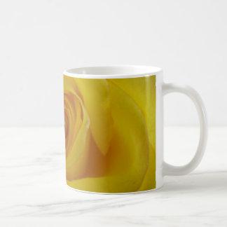 Customizable Yellow Rose Mug