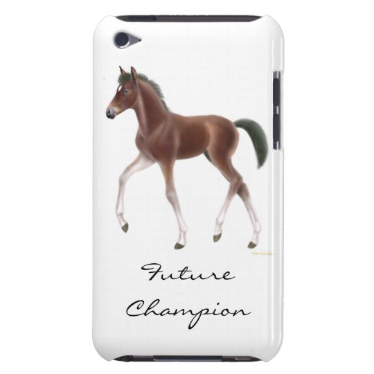 Customizable Young Foal iPod Touch Case