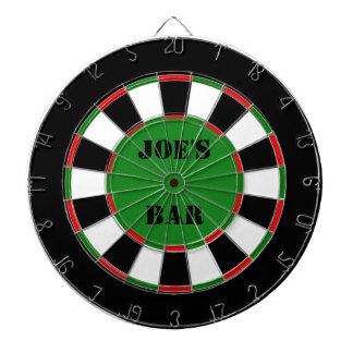 Customizable Your Bar Traditional Dart Board