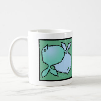 Customizable Zodiac Signs Pisces Coffee Mug