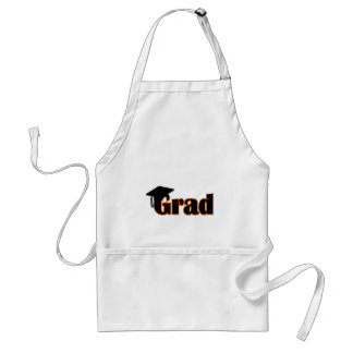 Customize a Grad Design Adult Apron