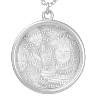 Customize Add your Photo or Image Necklace