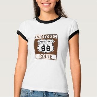 Customize Arizona US Route 66 Shirt