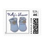 Customize baby shower postage