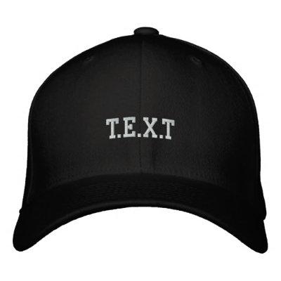 customize cap