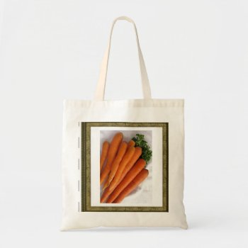 Customize Carrots Tote by creativeconceptss at Zazzle
