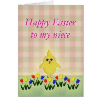 Customize Child's Easter Cards