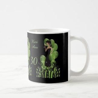 Customize Classy Birthday Mug for Her