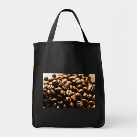 Customize  Coffee Bean Tote