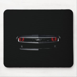 Customize Cool black Chevy Camaro Mouse Pad