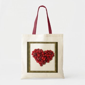 Customize Cranberries Tote by creativeconceptss at Zazzle