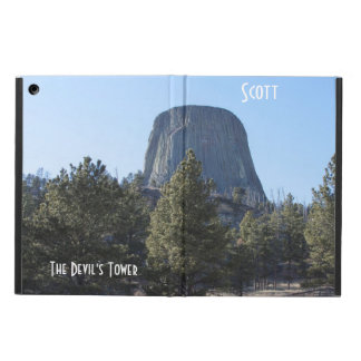 Customize  Devil's Tower National Monument photo iPad Air Cover