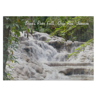 Customize Dunn's River Falls photo Cutting Board